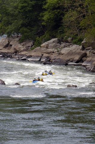 A White Water Adventure
